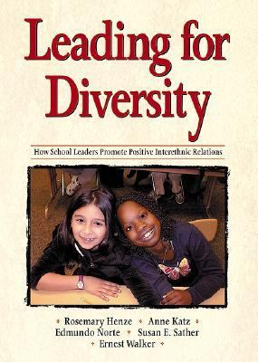 Leading for Diversity-9780761978985--Rosemary Henze-Sage Publications, Incorporated